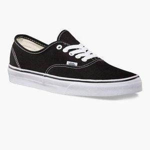 Black Vans Sneakers GREAT CONDITION